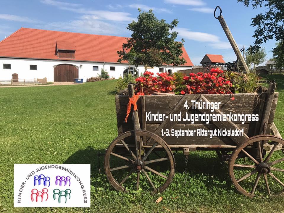 4. Kinder- und Jugendgremienkongress